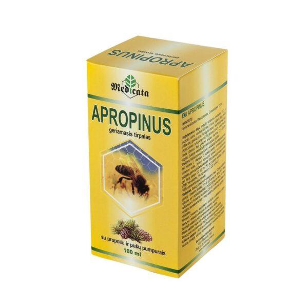 Apropinus, imunitetui - Medicata